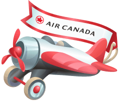 Air Canada Foundation Gift